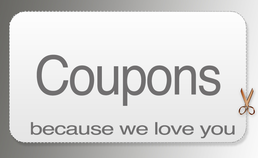 Current Active Coupons